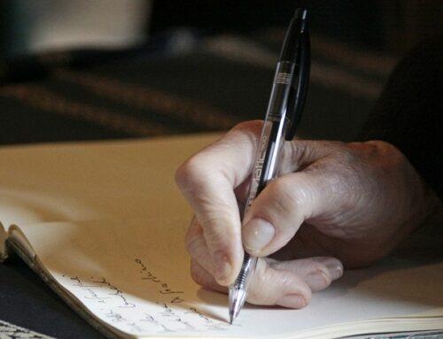 El Testamento Ológrafo. Trámite sencillo y rápido